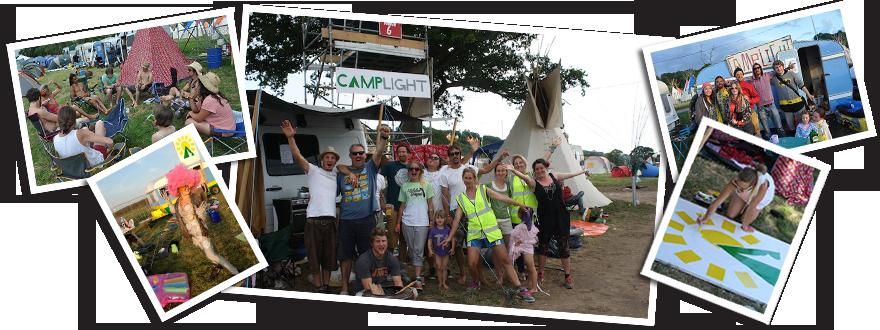 Camplight volunteering