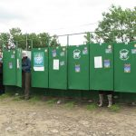 Camplight toilets