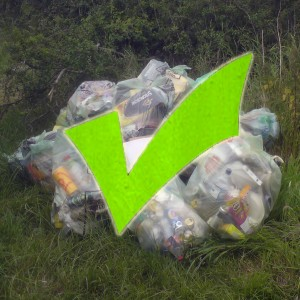 recycling tick