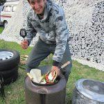 Camplight Fire Bezier