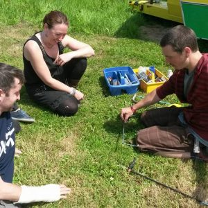Tent Fixing Workshop