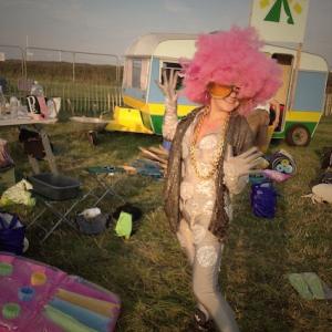Bestival camplight crew fancy dress